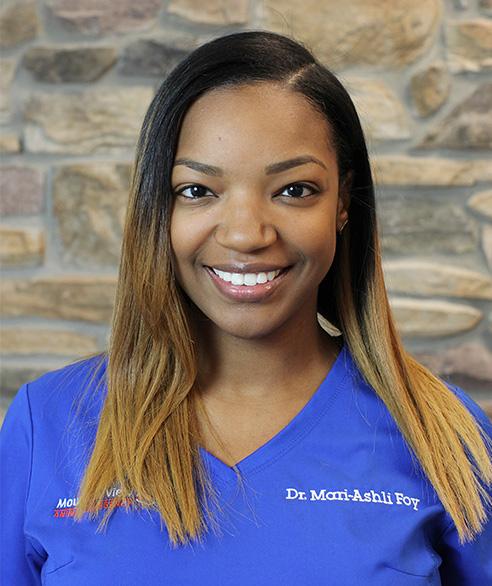 Dr. Mari-Ashli